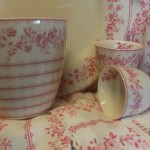GreenGate Audrey Raspberry