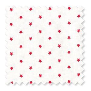 Cotton Small Star white