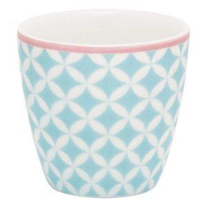 Egg cup Mai blue
