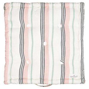 GreenGate Box cushion - Hynde - Leoma peach