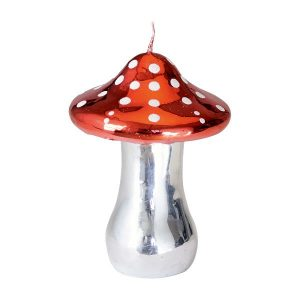 Candle Mushroom red large GreenGate