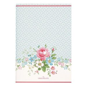 Note book Marie pale blue A5