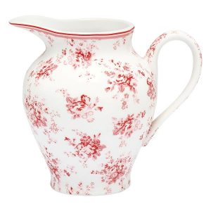 Creamer Abelone raspberry