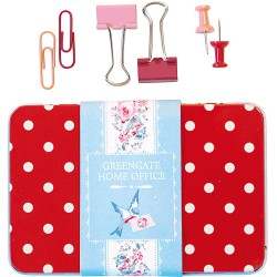 GreenGate Clip Kit Set 3 in 1 - Simone Blue