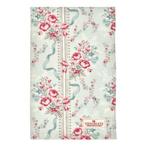 Tea towel - Viskestykke Betty mint