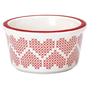 Ramekin Micha red