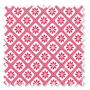 GreenGate Bomuldsstof – Cotton – Bianca Red