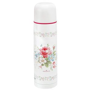 GreenGate Termoflaske - Thermos Bottle - Marie White