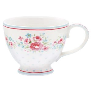 GreenGate Teacup - Tekop - Tess white