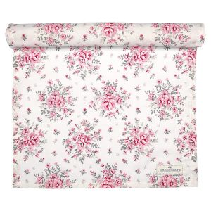 GreenGate Bordløber - Table runner Flora white