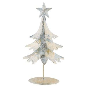 GreenGate Tree gold w/shimmer standing