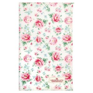 GreenGate Tea Towel - Viskestykke - Meryl White