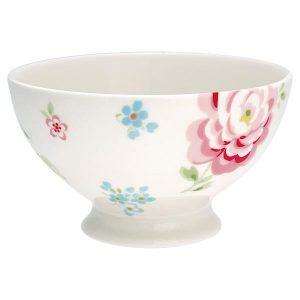 GreenGate Soup Bowl - Suppeskål - Meryl White