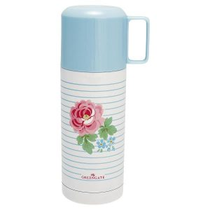 GreenGate Bottle - Termoflaske - Lily White