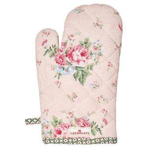 GreenGate Grill Glove - Ovnhandske - Marley Pale Pink