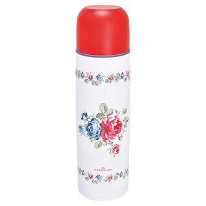 GreenGate Bottle - Termoflaske - Hailey White 800 ml.