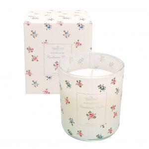 GreenGate Scented Candle - Duftlys - Hailey Red 240 g.