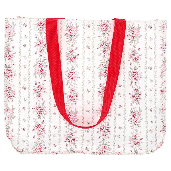 GreenGate Shopper Bag - Flora Vintage