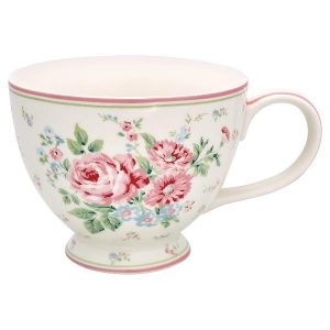 GreenGate Teacup - Tekop - Marley White