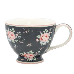 GreenGate Teacup Tekop - Marley dark grey