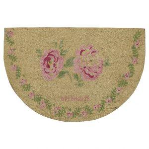 GreenGate Doormat - Dørmåtte - Lily Petit White