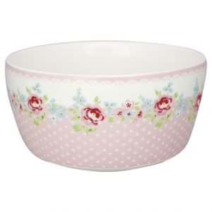 GreenGate Kids Bowl - Skål - Meryl Pale Pink
