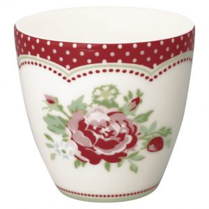 GreenGate Mini Latte Cup – Mary White