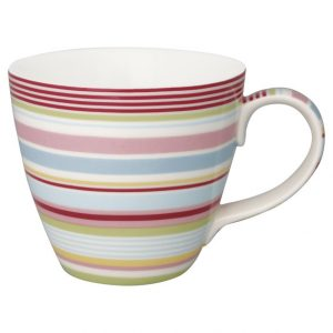 GreenGate Mug – Krus – Pipa Multicolor