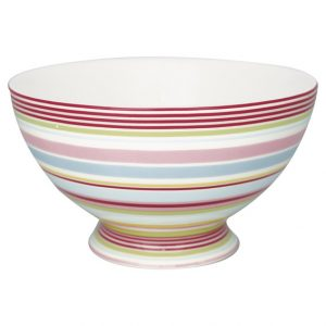 GreenGate Soup Bowl – Suppeskål – Pipa Multicolor