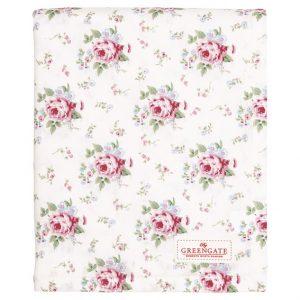 GreenGate Tablecloth – Dug – Marley Petit White 145 x 250 cm.