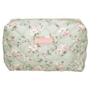 GreenGate Wash bag - Toilettaske - Jolie pale mint large