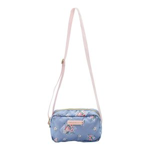GreenGate Crossbody Bag - Skuldertaske - Nicoline Dusty Blue