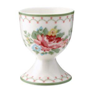 GreenGate Egg Cup – Æggebæger – Aurelia White