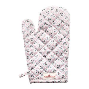 GreenGate Grill Glove – Grillhandske – Rita Pale Pink