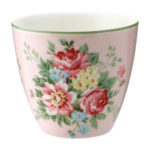 GreenGate Latte Cup – Aurelia Pale Pink