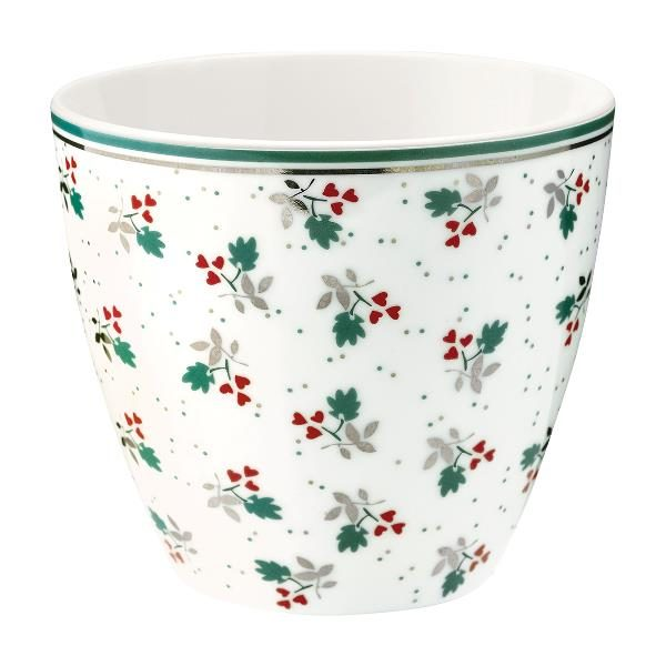 GreenGate Latte Cup – Joselyn White
