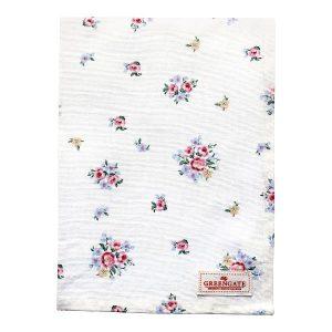 GreenGate Tea towel – Viskestykke – Nicoline White