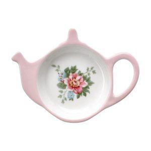 GreenGate Teabag holder – Tebrevsholder – Aurelia White