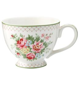 GreenGate Teacup – Tekop – Aurelia White