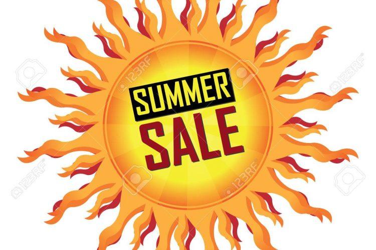Summer Sale hos www.sommerlivet.dk