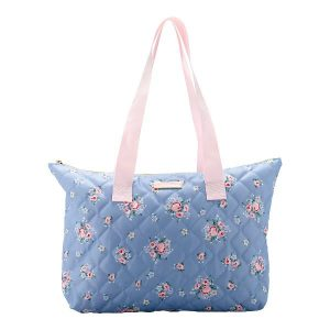 GreenGate Bag - Taske - Nicoline dusty blue small